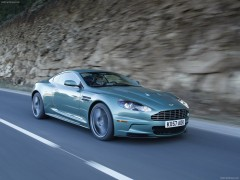 aston martin dbs racing green pic #49832