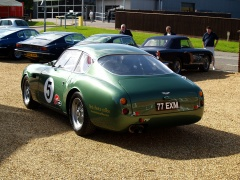 DB4 GT Zagato photo #50454