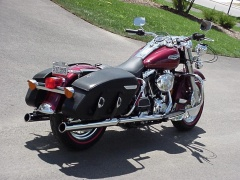 harley-davidson flhrci road king pic #22847