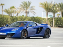 mclaren mp4-12c spider pic #103857