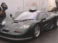 F1 GT Longtail photo #13332