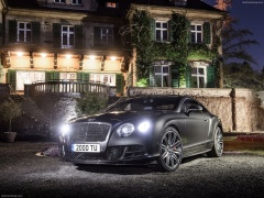 bentley continental gt speed pic #109374