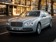 bentley flying spur v8 pic #109380