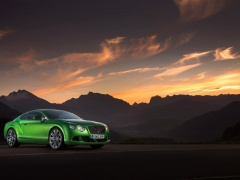 bentley continental gt speed pic #117556