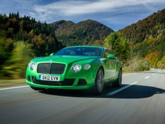 bentley continental gt speed pic #117562