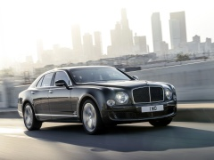 bentley mulsanne speed pic #130446