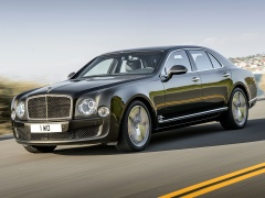 bentley mulsanne speed pic #130448