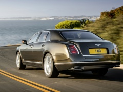 bentley mulsanne speed pic #130450