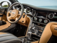 bentley mulsanne speed pic #130454