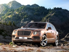 bentley bentayga pic #156475