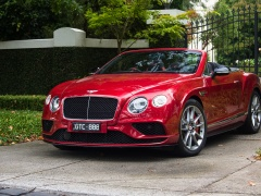 bentley continental gt pic #162340