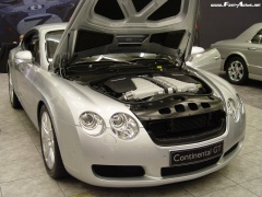 bentley continental gt pic #16791