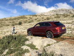 bentley bentayga pic #172382
