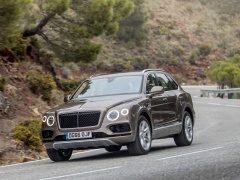 bentley bentayga pic #172385