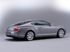bentley continental gt pic #19050