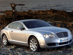 bentley continental gt pic #19060