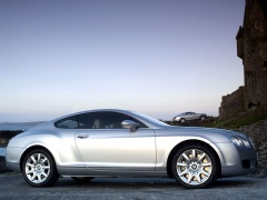 bentley continental gt pic #19064