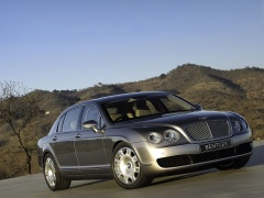 bentley continental flying spur pic #19115