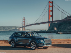 bentley bentayga hybrid pic #195699