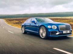 bentley continental flying spur pic #196109