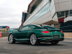 bentley continental gt speed pic #199525