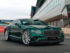 bentley continental gt speed pic #199526