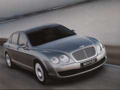 bentley continental flying spur pic #28598