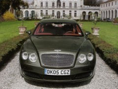 bentley continental flying spur pic #28600