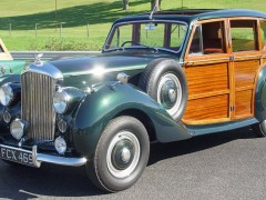 bentley r-type saloon pic #32918