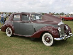 bentley r-type saloon pic #32921