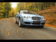 bentley continental gtc pic #33610