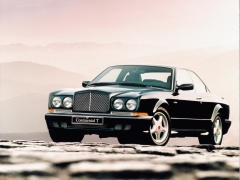 bentley continental t pic #42908