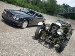 bentley brooklands pic #45743