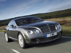 bentley continental gt speed pic #46178