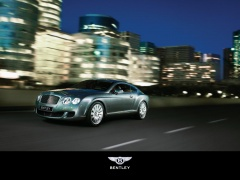 bentley continental gt speed pic #47213