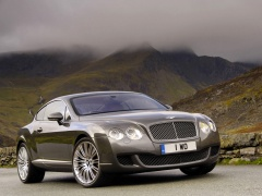 bentley continental gt speed pic #47221
