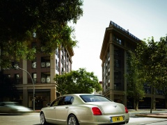bentley continental flying spur speed pic #55574