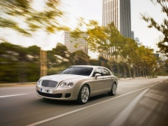 bentley continental flying spur speed pic #55576