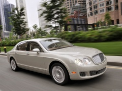 bentley continental flying spur pic #56419