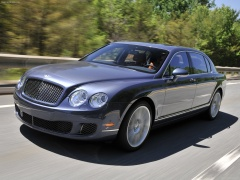 bentley continental flying spur speed pic #56433