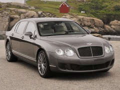 bentley continental flying spur speed pic #56435