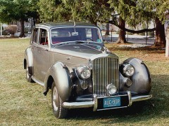 bentley r-type saloon pic #6217