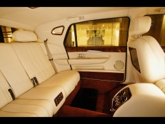 bentley arnage limousine pic #6241