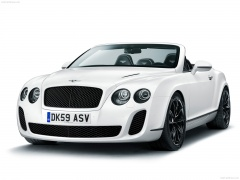 bentley continental supersports convertible pic #71915