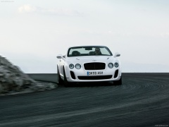 bentley continental supersports convertible pic #71918