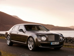 bentley mulsanne pic #72717