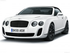 bentley continental supersports convertible pic #72718