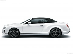 bentley continental supersports convertible pic #72719