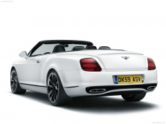 bentley continental supersports convertible pic #72720