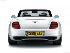 bentley continental supersports convertible pic #72724